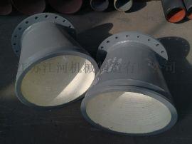 贴片陶瓷管 耐磨陶瓷加工 江河机械