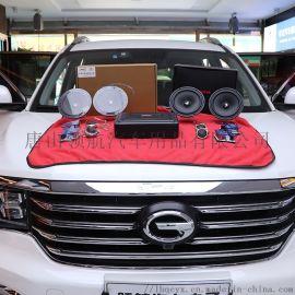 唐山汽车音响改装 传祺GS8专业音响改装喇叭套装