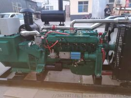 120kw潍柴燃气发电机组