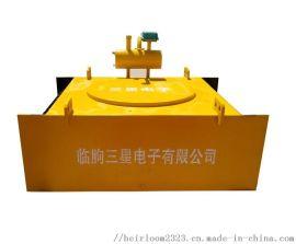 山东RCDE油冷式自卸式电磁除铁器