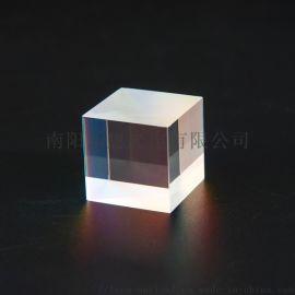 合色棱镜分光棱镜 光学实验 光学透镜棱