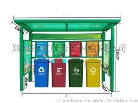 質量好的分類亭垃圾分類亭型號