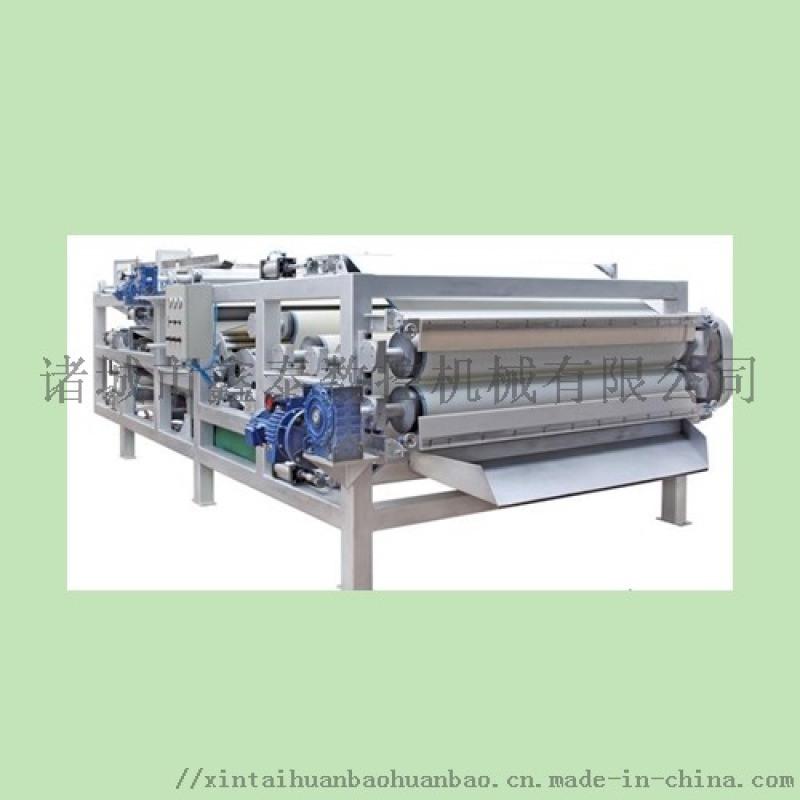 真空带式压滤机产品介绍与应用范围