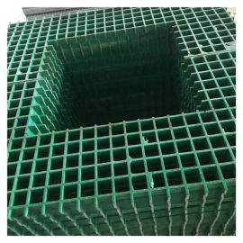 玻璃钢地沟格栅 泸州花园喷水池盖板