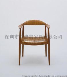 酒店精品椅子咖啡厅布艺餐椅酒店软包沙发椅欧式低靠背餐厅咖啡厅矮背椅