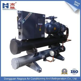 NAGOYA高雅KSC-0380WS水冷螺杆式(热回收)冷水机组110HP