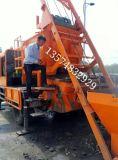 湖南长沙搅拌机车载泵 搅拌机地泵价格优惠