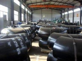 高压焊接弯头,90度碳钢焊接弯头生产厂家