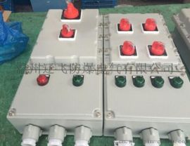 BXX52-2/16K带总开关防爆检修电源插座箱