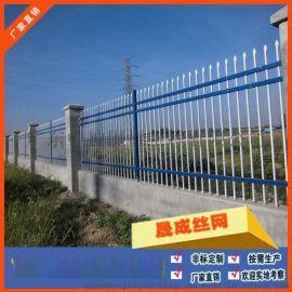 佛山临建围栏现货 清远防爬式护栏 广州热镀锌栏杆