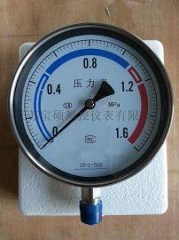 不锈钢压力表-江苏宝硕测控仪表有限公司