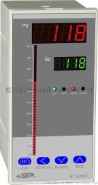 PID温控仪表 各类温控仪表 E外形带光柱调节仪