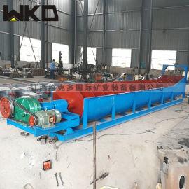 江西螺旋洗砂机厂家 高产量轮斗洗砂机 洗砂机设备