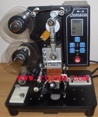 阿依241B型電動色帶打碼機(2*4)