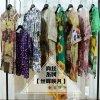 品牌折扣女裝走份杭州絲輝映月真絲大碼連衣裙