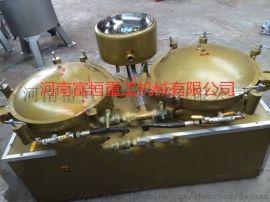 全自动高效气压滤油机