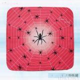 紅底蜘蛛網滑鼠墊(AW-018)
