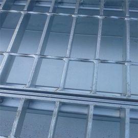 吉林热镀锌钢格板批发热镀锌网格板 金属不锈钢踏步板钢格板