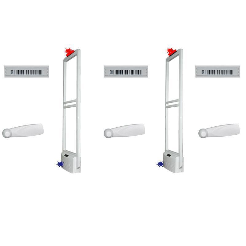 厂家新款热销商品防盗设备XLDAM04A配件专用于超市服装店商品保护