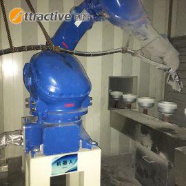 【广东创智】自动喷油设备 喷涂前处理 工业喷涂机