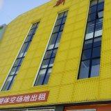 鋁板衝孔板幕牆 鋁板裝飾網 幕牆裝飾網