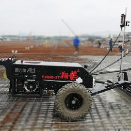 小型混凝土自动摊铺机 专业砼地面
