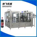 碳酸饮料灌装机  碳酸饮料机 三合一灌装机