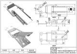 l供应高品质 【厂家直销】 优质 QF-518不锈钢搭扣、优质搭扣