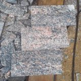 HEBEIWENHUASHI/泓峰 新品天然石材牡丹红室内外墙文化石