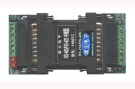 Y485TC RS485轉RS422中繼器 5V供電