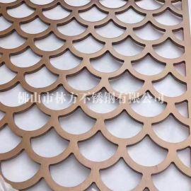 深圳会所不锈钢屏风 中式复古雕花屏风 隔断定制厂家