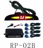 RP-02B 真人语音 LED数显 倒车雷达