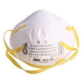 3M8210防护口罩(防PM2.5)