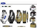 高爾夫球包