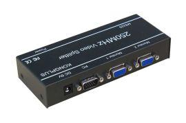 kvm切换器 两口视频分配器 250HZ交换机