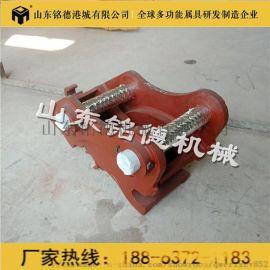 挖掘机液压快换 钩机快速连接装置