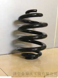 各种类型的压缩弹簧