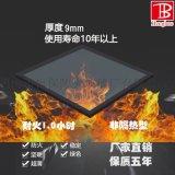 山东恒保国产水晶硅防火玻璃,纳米硅防火玻璃