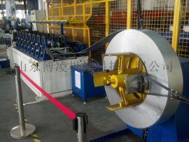 防火阀冷弯成型机 防火阀生产线设备
