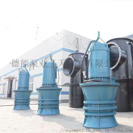 发电厂安装潜水混流泵