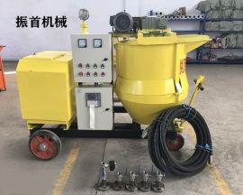 重庆彭水带膜注浆机价格/注浆搅拌带膜一体机代理商