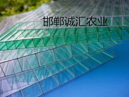 供应温室覆盖材料PC阳光板
