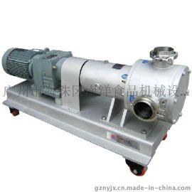 4-7.5kw固定式不锈钢正弦泵