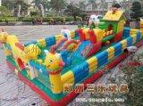 浙江杭州10*6米夢幻充氣城堡 公園 廣場中等兒童蹦蹦牀