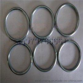 供应奥科 圆环 焊接圆环厂家 开口圆环