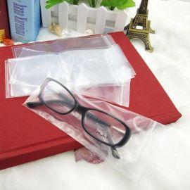 PE7*17*12丝加厚自封袋 封口袋 透明袋 配件袋 眼镜包装袋 200个