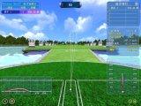 室內高爾夫模擬器