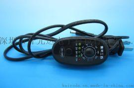 黑色LCD液晶显示定时调温香炉开关控制板线路板PCB电路板设计开发
