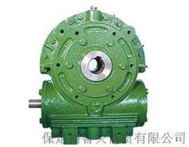 批发SCWO系列轴装式圆弧齿圆柱蜗轮蜗杆减速机