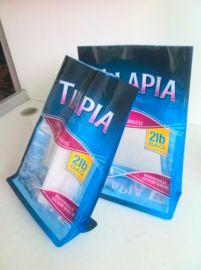 优质透明开窗八边封干果包装袋 通用坚果自立包装袋